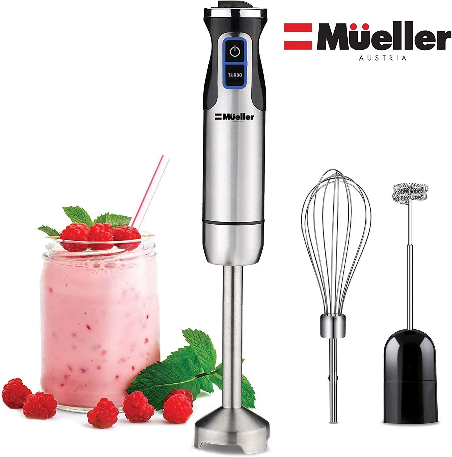 Top 7 Best Immersion Blenders in 2021 – Buyer's Guide