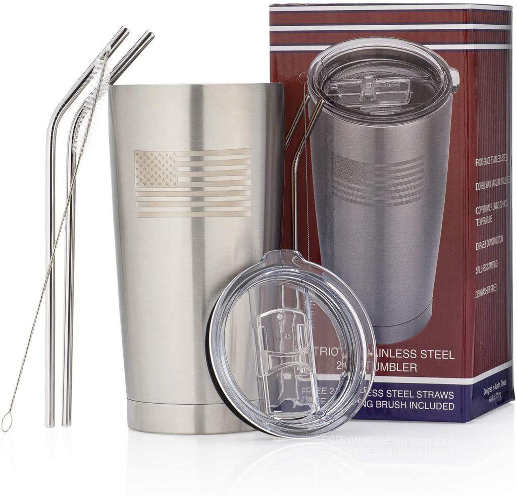 best stainless steel vacuum tumbler