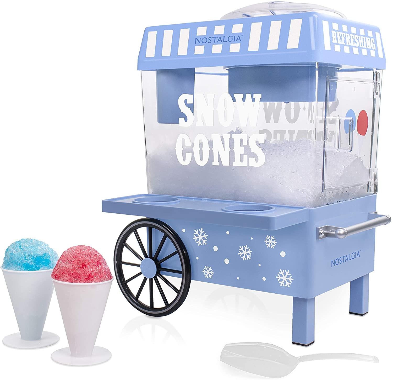 best snow cone maker machine
