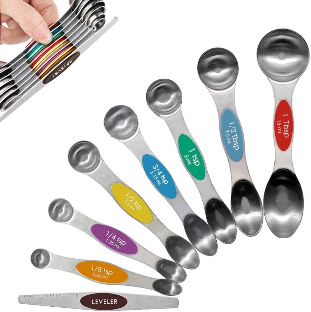 Top 5 Best Magnetic Measuring Spoons in 2021