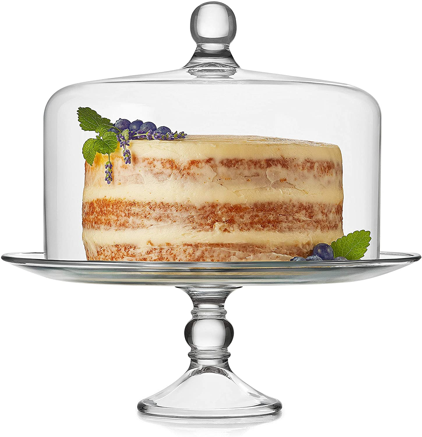 best modern cake stand with dome