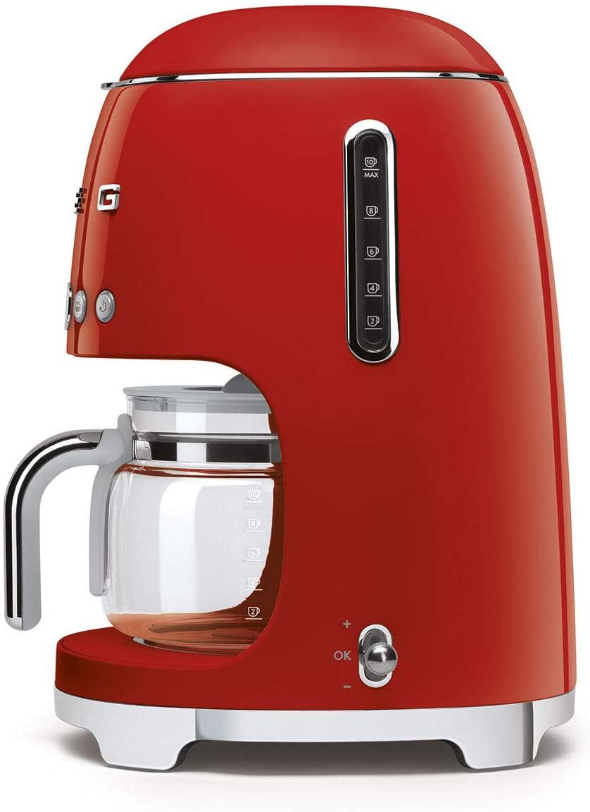 smeg coffee maker review