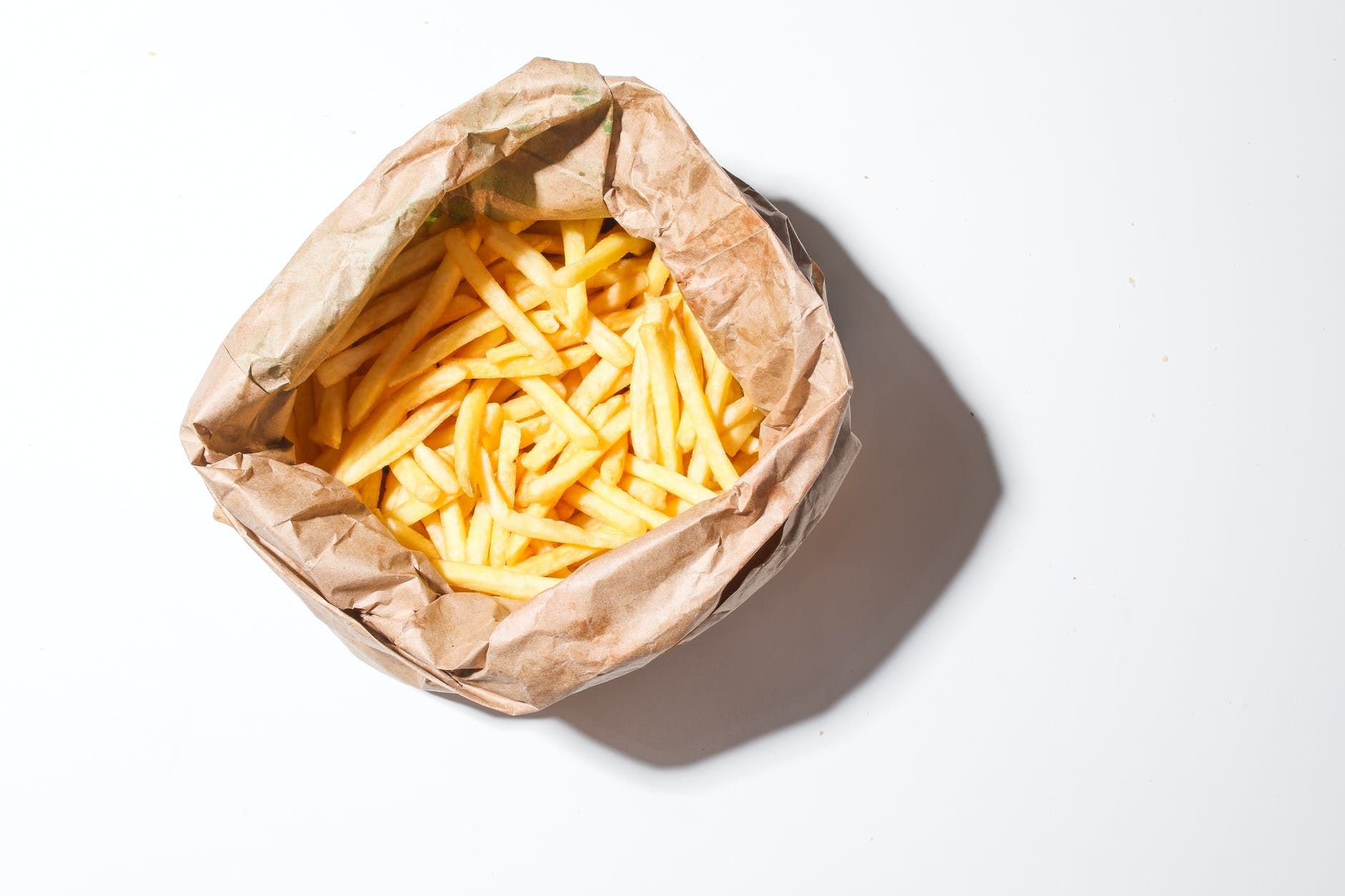 how long to air fry frozen french fries